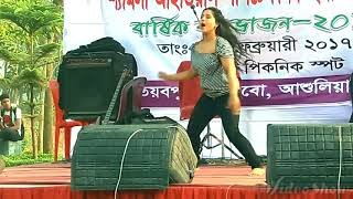 Rocking Performance By Bangladeshi College Girl Dance