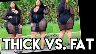StoryTime: Thick Vs. FAT #SonceraeVideos