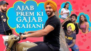 Ajab Prem Ki Gajab Kahani | SahibNoor Singh