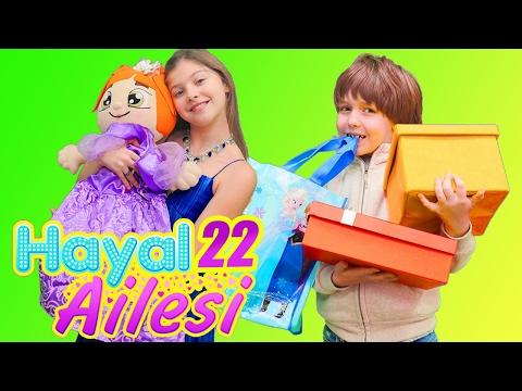 Hayal Ailesi 22 – çocuk dizisi türkçe. Adrian hediyelerle İtalya'dan dönüyor. Aile oyunu