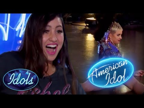 Xxx Mp4 SEXY DANCE MOVES From Judges Leaves Katy Perry EXPOSED American Idol 2018 Idols Global 3gp Sex