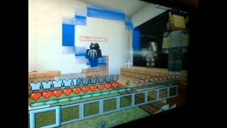 very funny. MUST WATCH. Minecraft with pokefreak and me and friends
