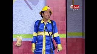 """تياترو مصر - حلقة الجمعة 27-11-2015  مسرحية """"احنا بتوع المطافى """" - Teatro Masr"""