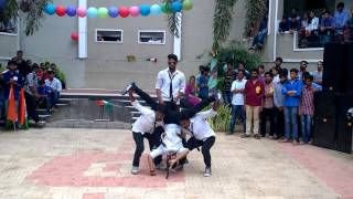 Aurora College Dance performance at TKR College | Best Performance |
