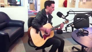 James Cottriall - Him or Me? Live on Midvliet FM