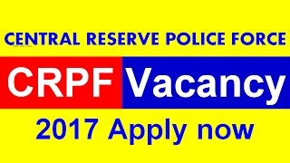 Image result for crpf vacancy