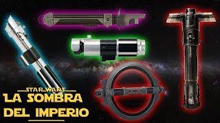 Todos los Tipos De Sables De Luz y Sus Variaciones Explicadas – Star Wars Canon Actual –