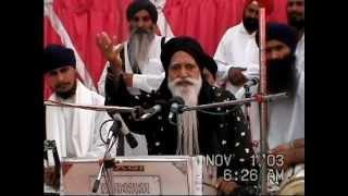 Sant Baba Narayan Singh Ji Moni Tpa Daraj Muhali Wale November 2003 Rajahstan vol. 05