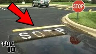 Top 10 People Who Fail At Their Jobs