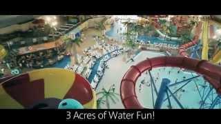 Fallsview Indoor Waterpark Niagara Falls Ontario Canada