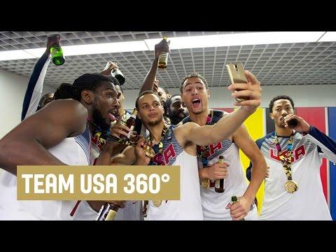 watch Team USA's 360° videos at Spain 2014 - Throwback Thursday
