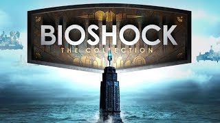 Asi se ve Bioshock: The Collection en XBOX ONE S Full HD 1080p 60/FPS
