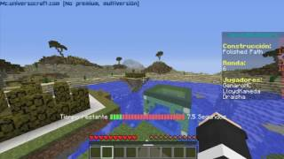 Jugando a Speed Builders con Draisha