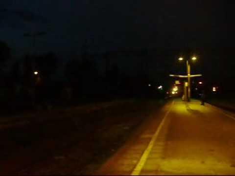 Pociąg Ex Lubuszanin i Pociąg TLK Zielonogórzanin