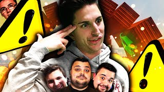 GTA V | LA GARA IMPOSSIBILE! w/Ciccio, Surreal, Joker & Klaus