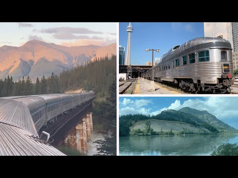 Toronto to Vancouver by train VIA Rail s Canadian
