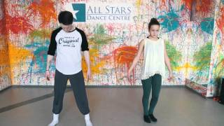 KHS  – Lean On - Major Laze.Contemporary by Леван Бакурадзе.All Stars Junior Workshop 04.2016