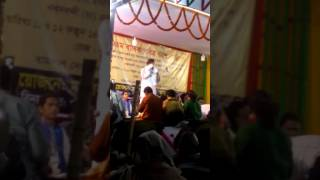 কাজল দেওয়ান ও বাবলী সরকারের ভাব বিচ্ছেদ গান,,দেওয়ান বাড়ীতে