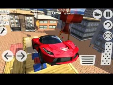 [Game] Extreme Car Driving Simulator | Android App
