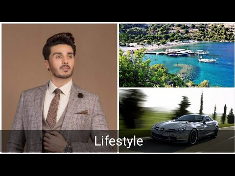 Lifestyle of Ahsan Khan Networth Income House Car Family Bio