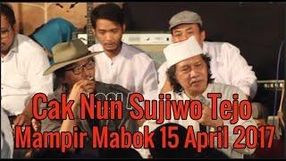 Cak Nun  Dan Sujiwo Tejo -  Mampir Mabok Suluk Maleman 15 April 2017