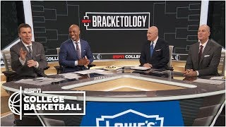 NCAA tournament bracket predictions from the experts   ESPN Bracketology