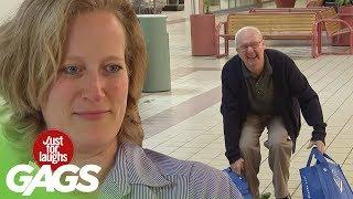 Grandpa BREAKS His Back | Throwback Thursday