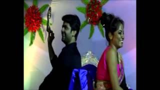 Anchor SHREY hosting 25th Wedding anniversary, indian Couple games