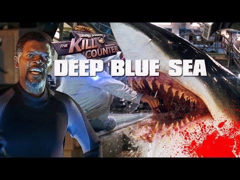 Xxx Mp4 DEEP BLUE SEA The Kill Counter 1999 Thomas Jane Samuel L Jackson Shark Horror Movie 3gp Sex