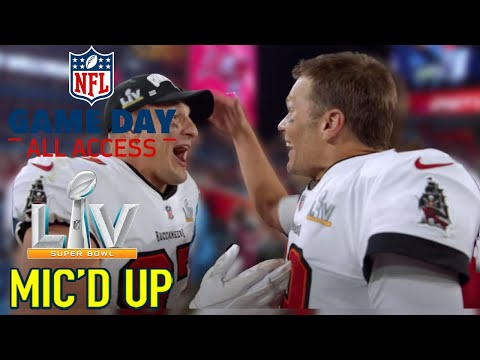 Super Bowl LV Mic d Up This is What We Do Two Tuddies Game Day All Access 2020