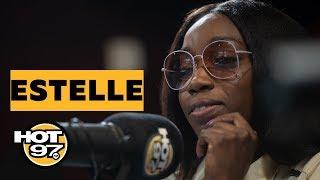 Estelle On Parents Love Story, Reggae, Kanye West & Blasts Sam Smith