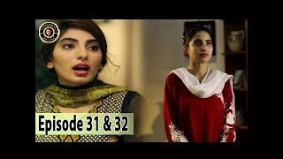 Mubarak Ho Beti Hui Hai Double Episode 31 & 32 18th oct 2017 - Top Pakistani Dramas