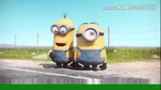 Los minions-banana remix