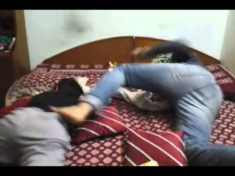 Videshi VS Desi sleeping..