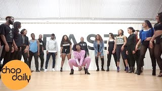 Ebony - Date Ur Fada (Afro In Heels Dance Video) | Patience J Choreography | Chop Daily