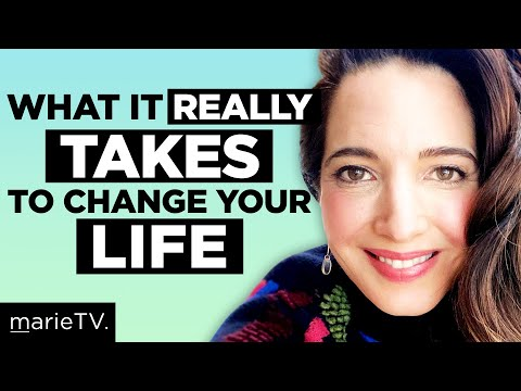 Tony Robbins & Marie Forleo: What It Takes To Have an Extraordinary Life