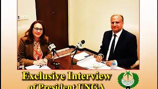 Exclusive interview of President UNGA Maria Fernanda with our Chief Correspondent Javed Khan Jadoon
