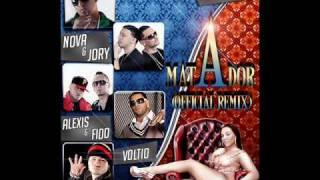 Matador (Official Remix) Ñengo Flow Ft Jory & Nova, Jowell, Voltio,Alexis y Fido (2010)