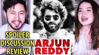 ARJUN REDDY | Spoiler Discussion Review | Vijay Deverakonda | Sandeep Reddy Vanga