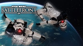 Corpse Launch Montage - Star Wars Battlefront (Flying Stormtroopers & Ragdolls)