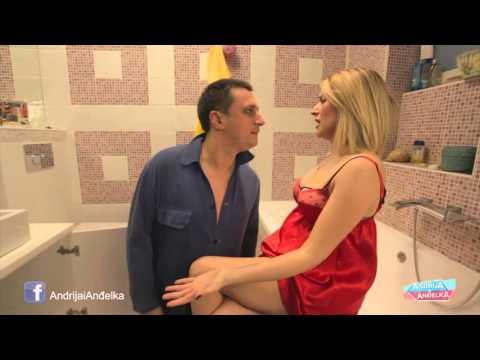Andrija i Andjelka -  Andrija kao sexy vodoinstalater