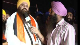 Baba Baljit Singh daduwal released from jail part 1.