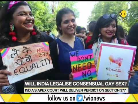 Xxx Mp4 India S Top Court To Rule On Decriminalizing Gay Sex 3gp Sex