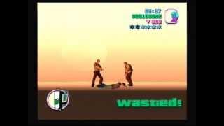 Grand Theft Auto Vice City: Hot Glitchy Nights