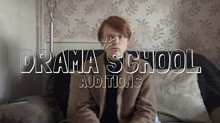 Drama School Auditions #3: LAMDA and RADA Regionals (Manchester 2015/16)