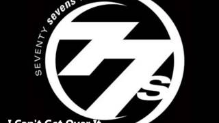 The Seventy Sevens (The 77's) - I Can't Get Over It - 1987