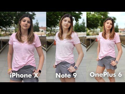 Xxx Mp4 Samsung Galaxy Note 9 Camera Vs IPhone X Vs OnePlus 6 3gp Sex