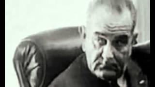 JFK ASSASSINATION: RFK to Johnson -