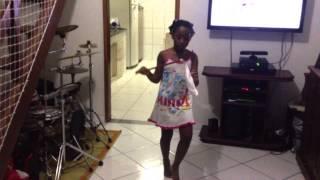 Danca Nina no domingao