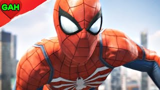 Spider Man PS4 2017 E3 Gameplay